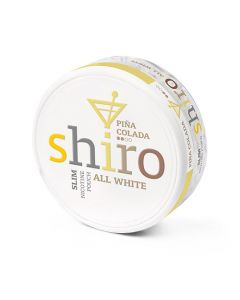 Shiro Pina Colada Slim Normal Nicotine Pouches