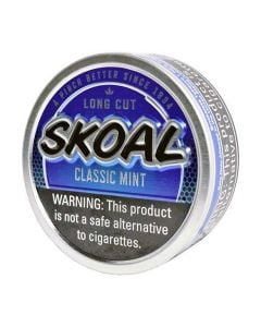 Skoal Mint Long Cut