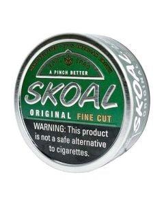 Skoal Original Wintergreen Fine Cut