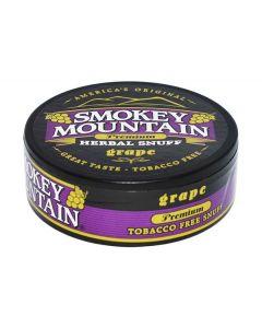 Smokey Mountain Wintergreen Tobacco Free Long Cut