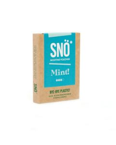 SNÖ Mint Strong Nicotine Pouches