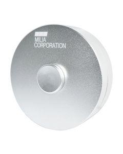 Spincan Silver Aluminium Snus Can