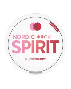 Nordic Spirit Strawberry Slim Nicotine Pouches
