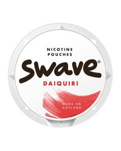 Swave Daiquiri Slim Strong All White Nicotine Pouches