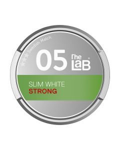 The Lab 05 White Strong Slim Portion