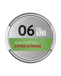 The Lab 06 Extra Strong Portion Snus