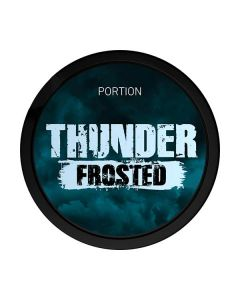 Thunder Frosted Extra Strong Portion Snus