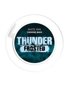 Thunder Frosted Mini White CB
