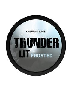 Thunder Ultra Frosted Chew Bags