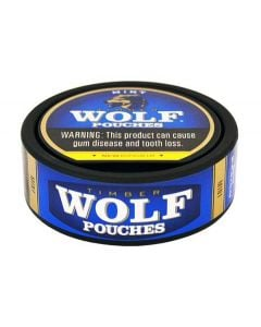 Timber Wolf Mint Pouches
