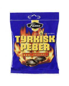 Fazer Tyrkisk Peber Original Swedish Candy