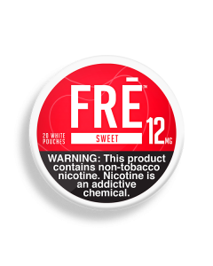 FRE Sweet 12MG Nicotine Pouches