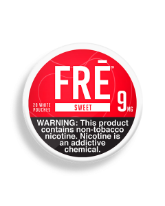 FRE Sweet 9MG Nicotine Pouches