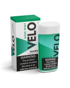 Velo Hard Dark Mint 2mg, Lozenges