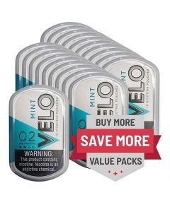 Velo 2mg Citrus, 20 can Value Pack