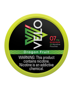 Velo Max Pouch Dragon Fruit 7MG