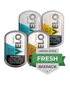 Velo Nicotine Pouches Mixpack