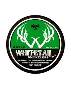 Whitetail Apple Full 12oz Long Cut