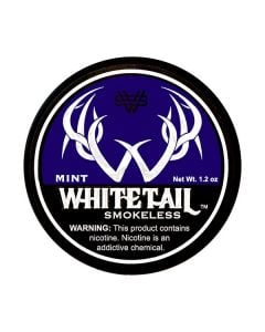 Whitetail Mint Medium 12oz Long Cut