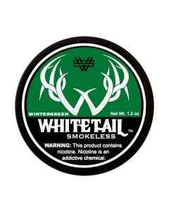 Whitetail Wintergreen Full 12oz Long Cut