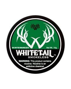 Whitetail Wintergreen Medium Pouches