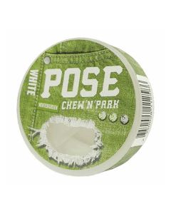 POSE Wintergreen 4mg Mini Strong Nicotine Pouches