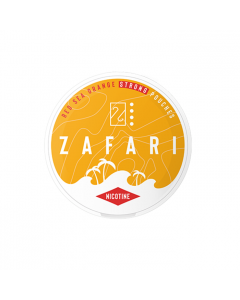 Zafari Red Sea Orange 10MG Slim Nicotine Pouches