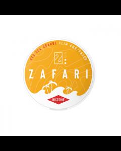 Zafari Red Sea Orange 4MG Slim Nicotine Pouches