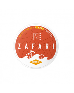 Zafari Sunset Mango 10MG Slim Nicotine Pouches