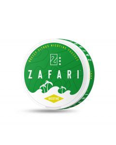 Zafari Breezy Citrus 6MG Slim Nicotine Pouches