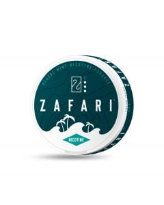 Zafari Desert Mint 6MG Slim Nicotine Pouches