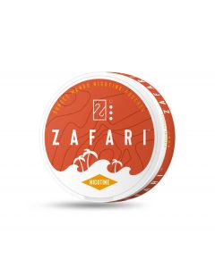 Zafari Sunset Mango Slim Nicotine Pouches