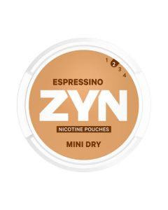 ZYN Mini Espressino All White Nicotine Pouches