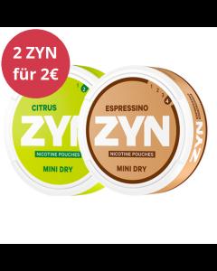 Zyn Superpack - 2 Zyn für 2€