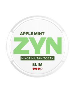 ZYN Citrus Slim All White Nicotine Pouches