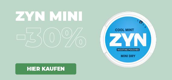 ZYN Nicotine Pouches