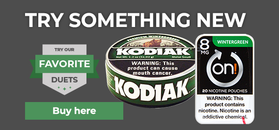 Kodiak & On! Duet