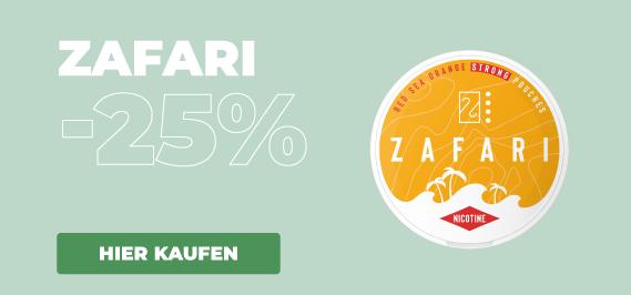 Zafari 25%