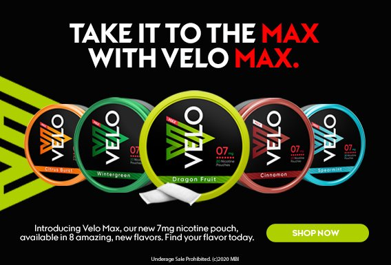 introducing velo max