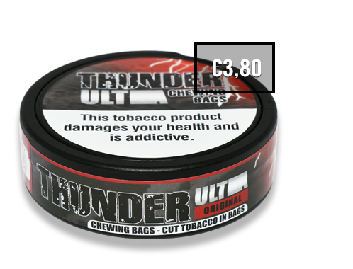 Thunder Ultra Original Portion Snus