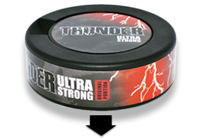 Thunder Ultra Original Portion Snus