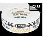 Jakobssons Wild Mint CB
