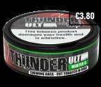 Thunder Wintergreen Portion Snus