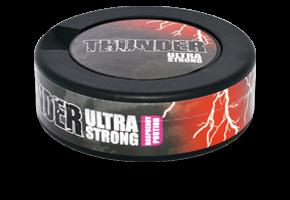 Thunder Ultra Raspberry Portion Snus