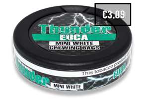 Thunder Euca White Mini CB