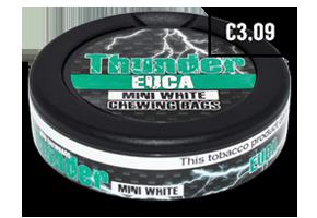 Thunder Euca White Mini CB
