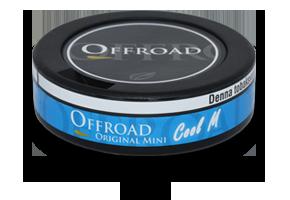 Offroad Mint Mini Snus
