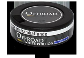 Offroad Licorice White Snus