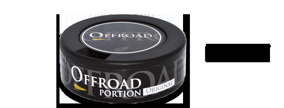 Offroad Original Portion Snus