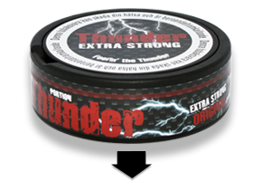 Thunder Original Portion Snus
